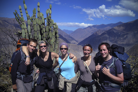Organized Trekking Tour to Colca